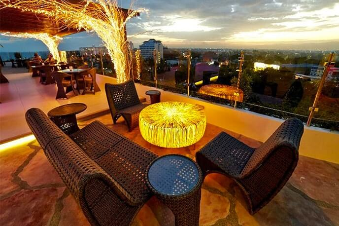 Cebu White Sands Beach Resort-restaurant 1