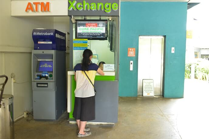 Money exchange1