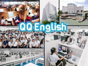 QQEnglish official website