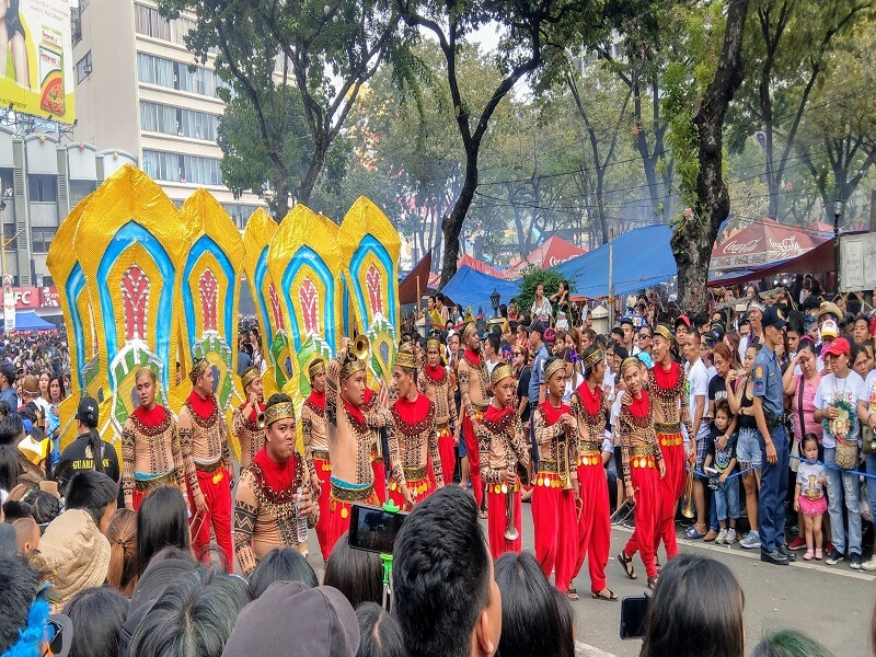 Filipinler Sinulog Festivali Nedir?