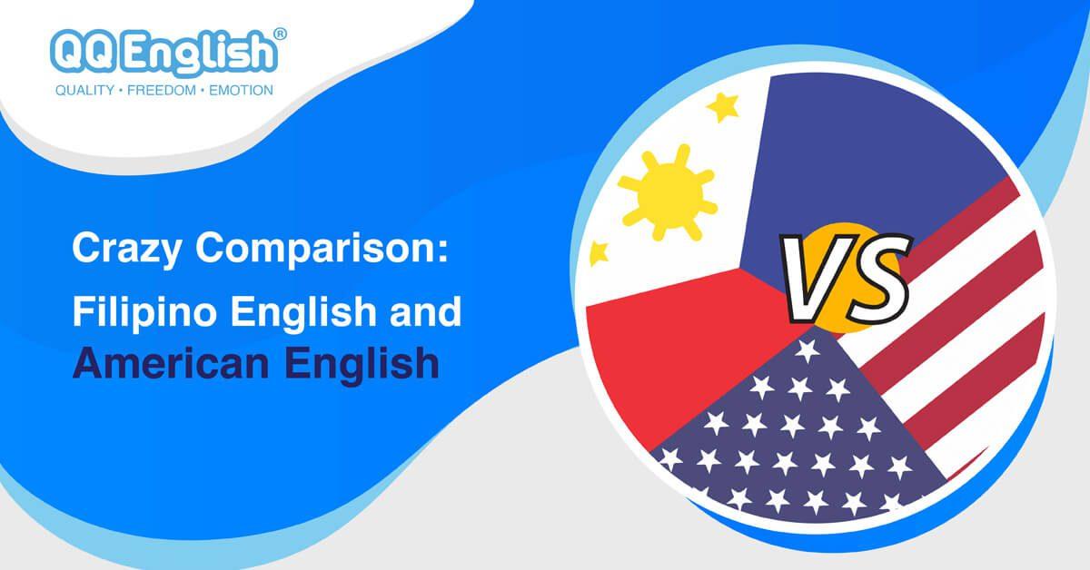 Filipino English and American English