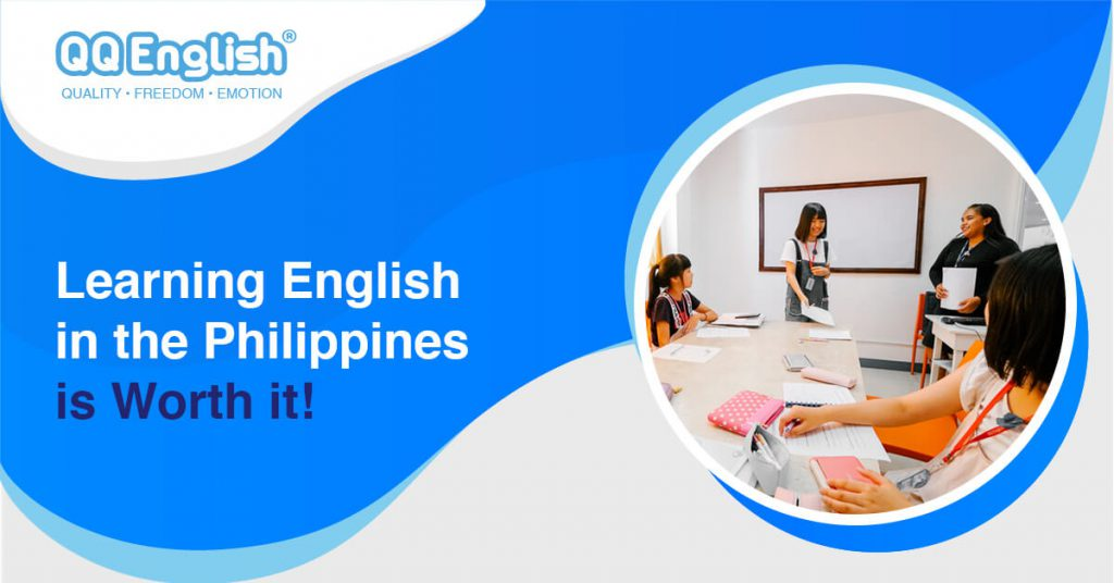 Learning English in the Philippines