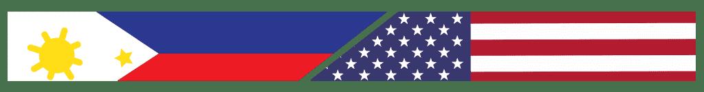 재미있는 비교 필리핀영어와 미국영어