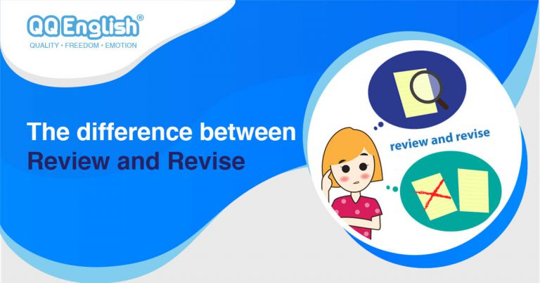 review and revise