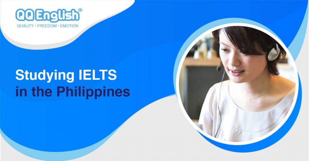 دراسة الايلتس في الفلبين