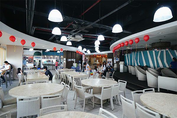 QQEnglish itpark campus QQ Caffe