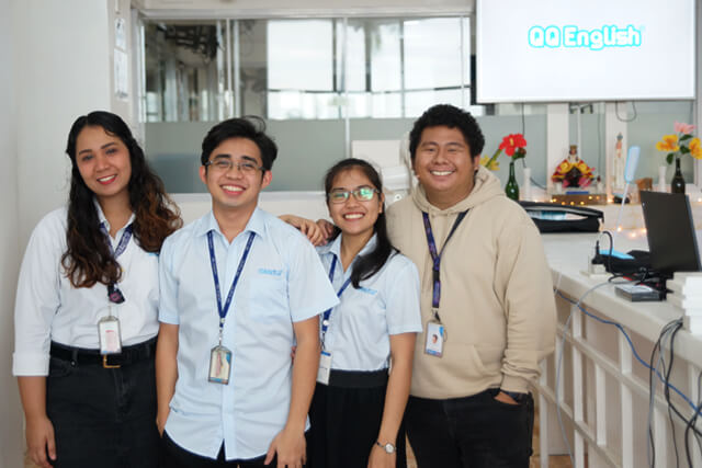 QQEnglish Free IELTS Workshop