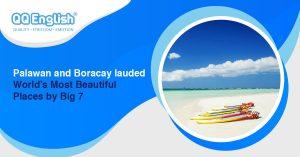 Palawan and Boracay