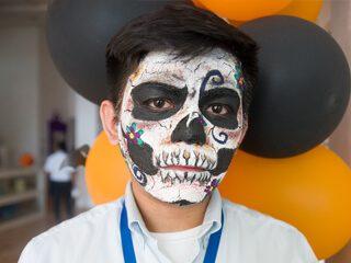 QQEnglish 3-day Halloween Celebration