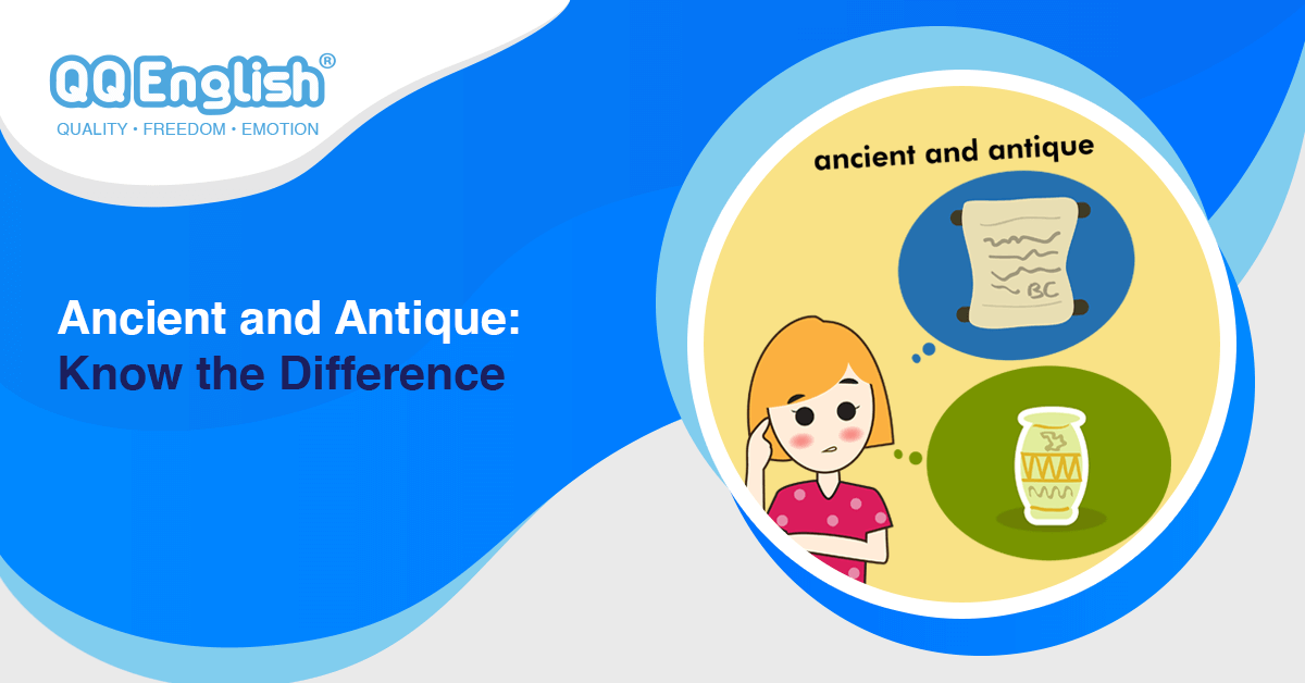 Ancient and Antique