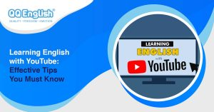 Learning English with YouTube