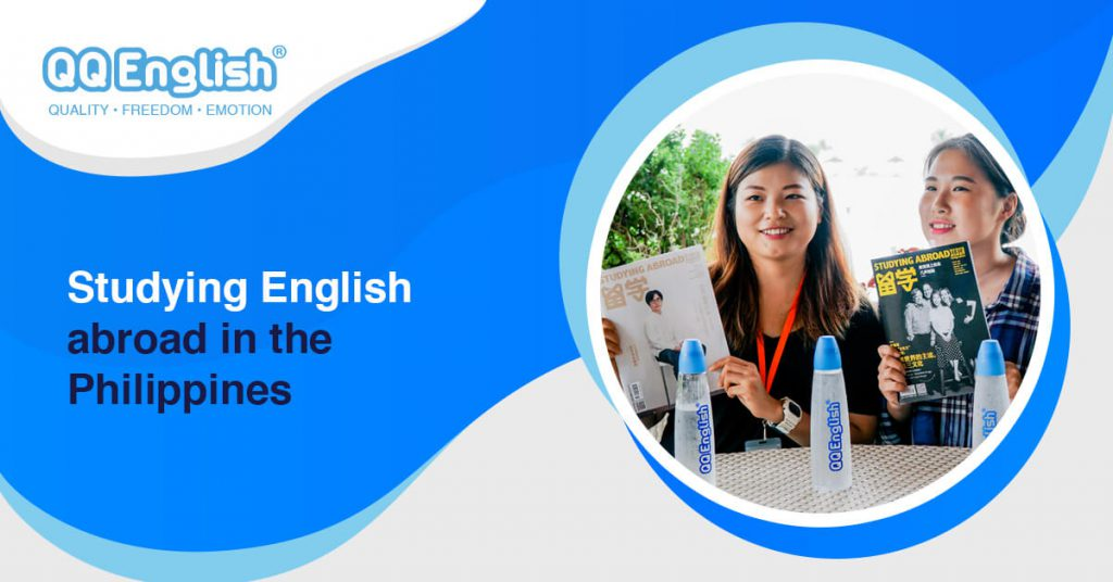 Studying English abroad in the Philippines