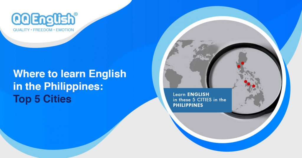 learn English in the Philippines
