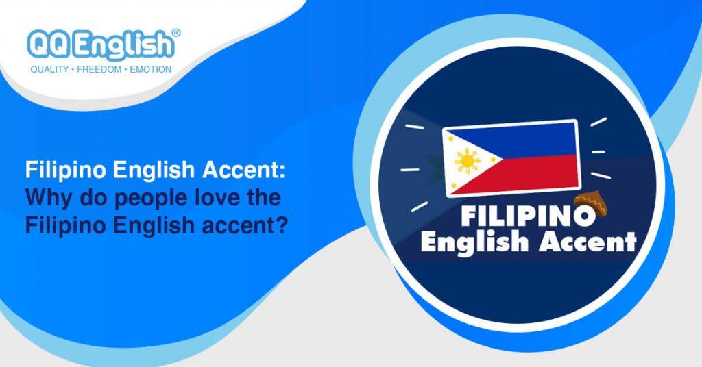 Filipino English Accent