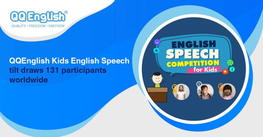 QQEnglish Kids English Speech