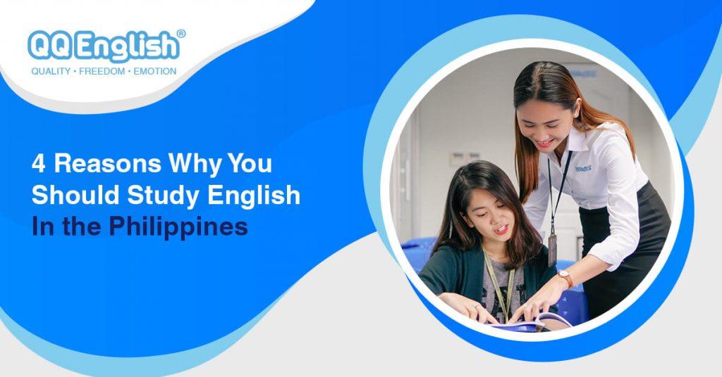 菲律賓遊學推薦:4大原因告訴你去菲律賓學英文的好處