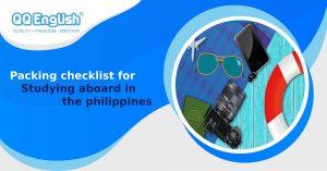 菲律賓遊學行李